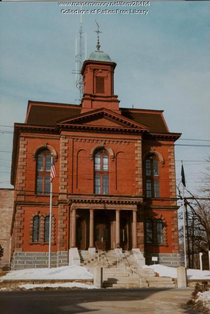 Sagadahoc County Courthouse, 1997