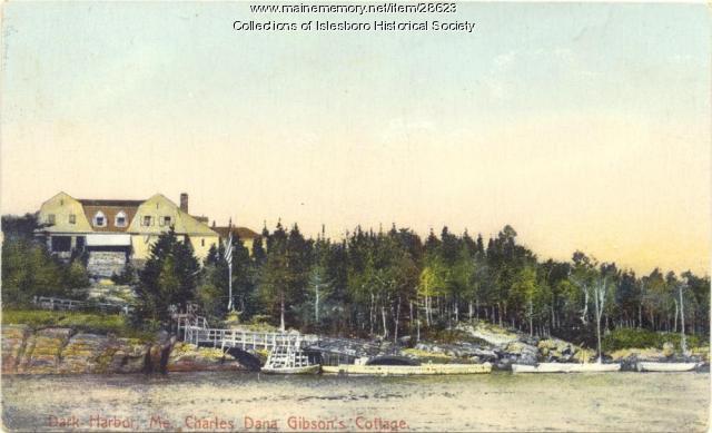 700 Acre Island, Islesboro, ca. 1905