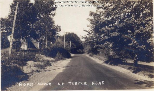 Turtle Head, Islesboro, ca. 1915