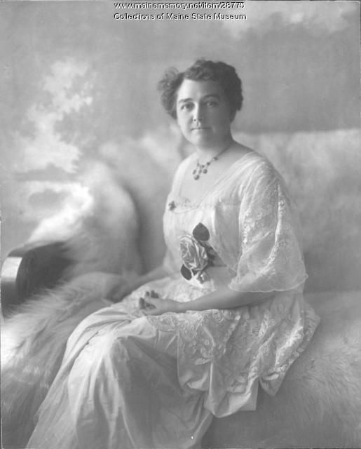 Josephine Peary, ca. 1913