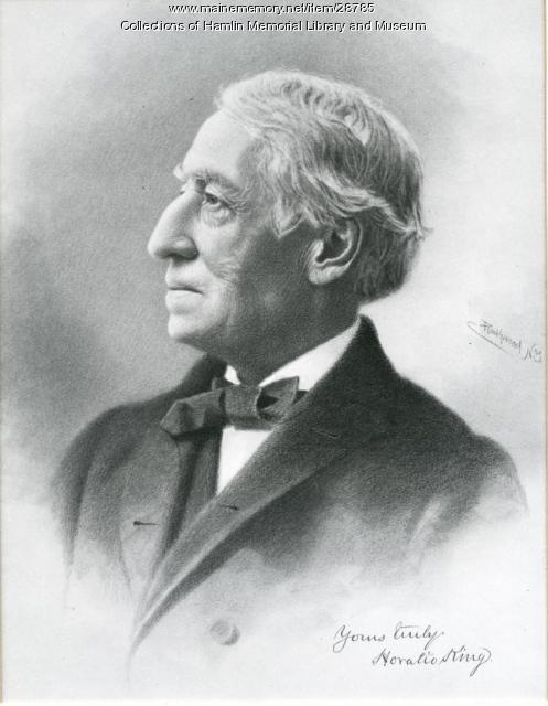 Horatio King, Washington, D.C., ca. 1870