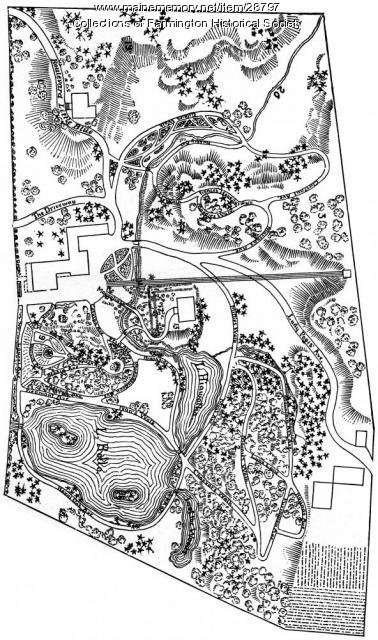 Abbott Park Map