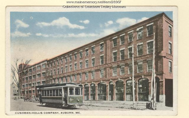 Cushman-Hollis Company, Auburn, ca. 1910