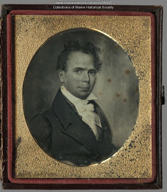 Enoch Lincoln, Paris