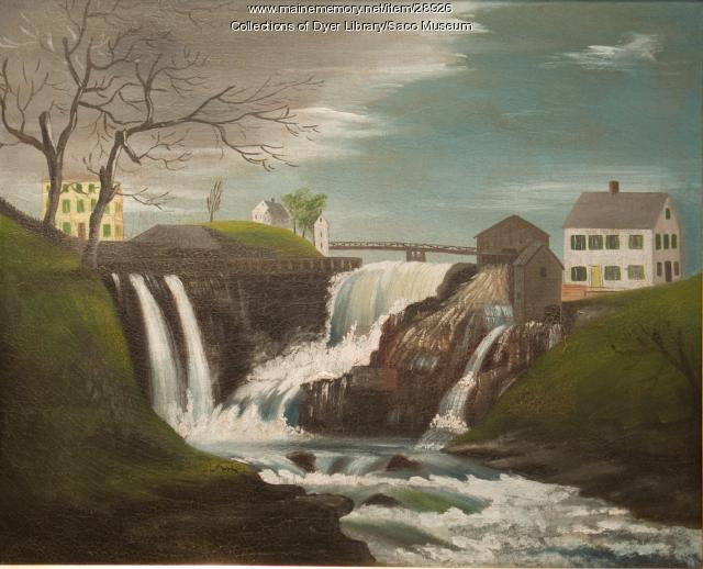 Saco Falls, 1829