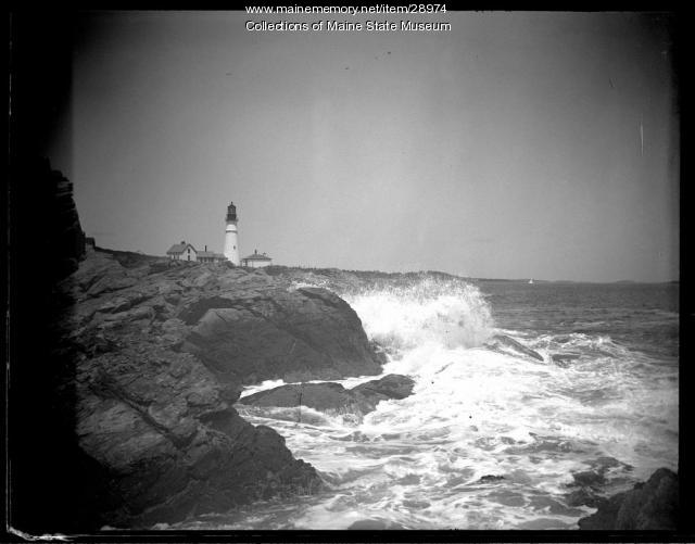 Portland Head Light, ca. 1910
