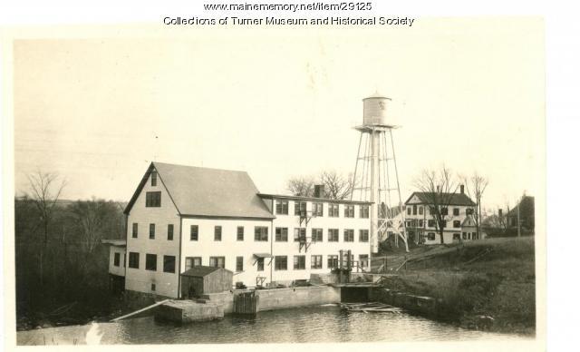 Priscilla Turner Rug Factory, Turner, 1916