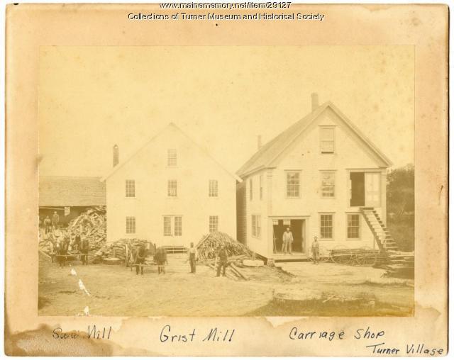 Turner Mills, ca. 1900