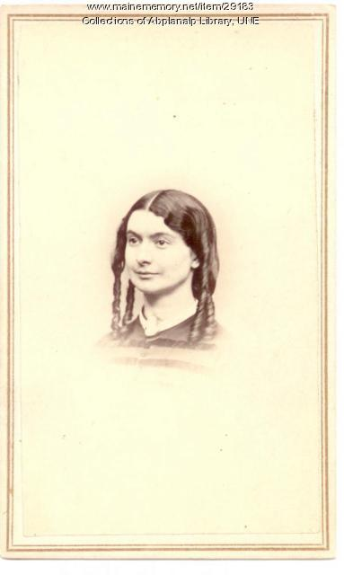 Helen Spaulding, Westbrook Seminary, Class of 1864