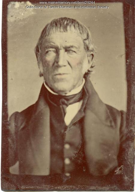 Thomas Long, Buckfield, 1848