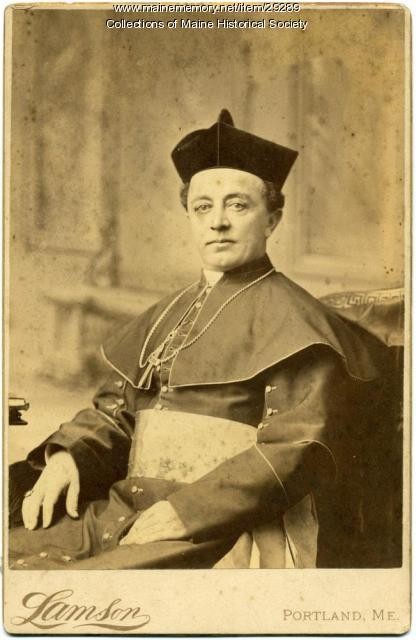 James A. Healy, Portland, ca. 1890