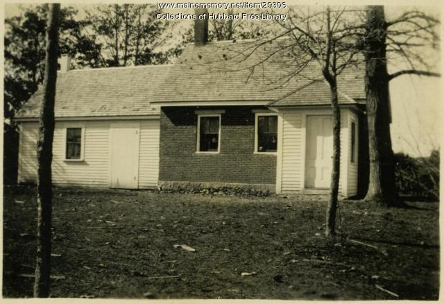 Laughton School, Hallowell, ca. 1930