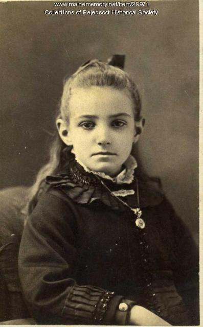 Alice S. Dunning, Brunswick, ca. 1880