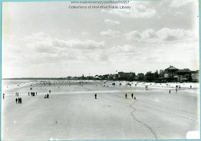 Old Orchard Beach, 1912