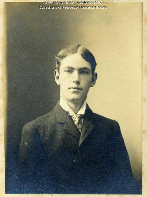 Robert Knight Eaton, Brunswick, ca. 1910