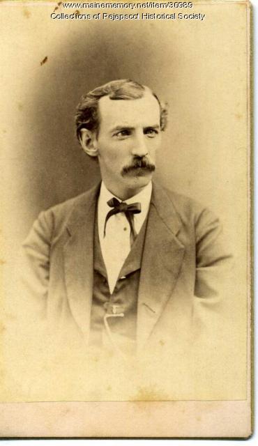 Daniel Fulton Ellis, Brunswick, ca. 1870