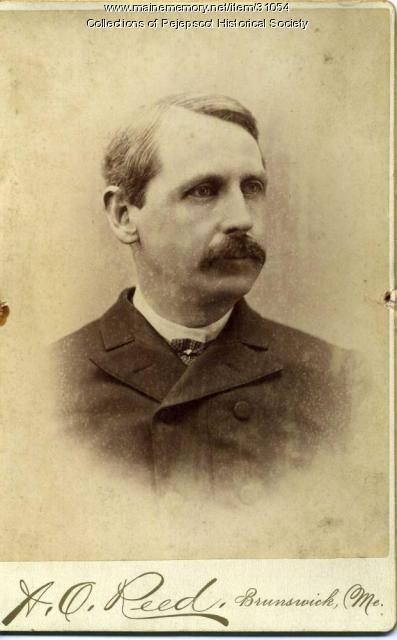 William Phineas Fisher, Brunswick, ca. 1880