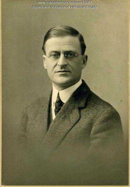 Samuel Benson Furbish, Brunswick, ca. 1920
