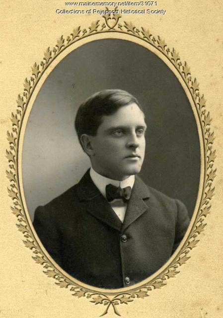 Samuel Lincoln Forsaith, Brunswick, ca. 1900