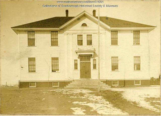The White School, Scarborough, ca. 1910