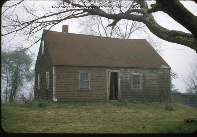 Hunnewell House, Scarborough, ca. 1950