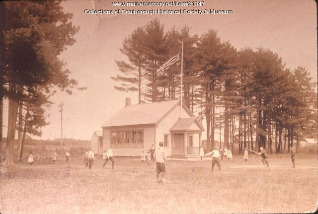 Coal Kiln School, Scarborough, ca. 1900