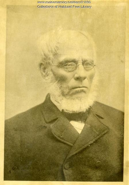 Henry Knox Baker, Hallowell, ca. 1900