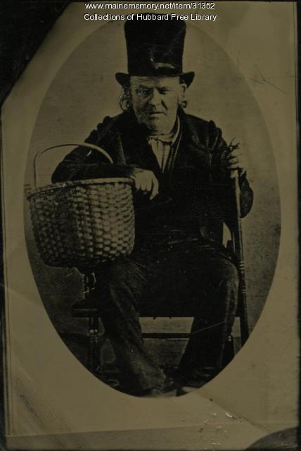 Johnny Stringer, Artisan, Hallowell, ca. 1848