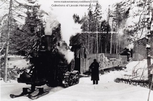 Lombard Loghauler, Lincoln, 1910