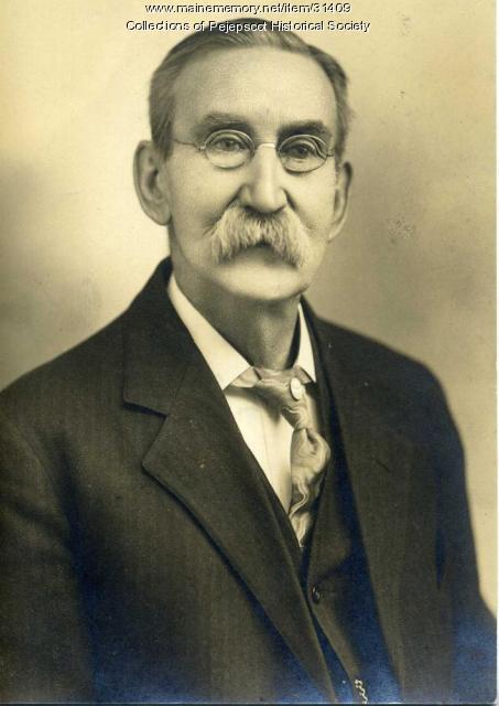 Philip Roberson Goodrich, Brunswick, ca. 1890