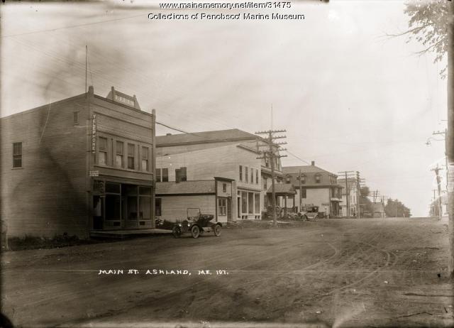 Main Street, Ashland, ca. 1910