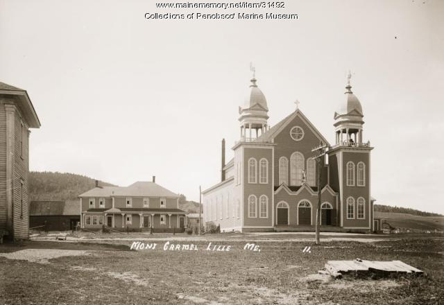 Our Lady of Mont Carmel, Lille, ca. 1915