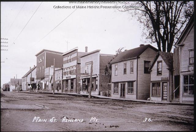 Main Street, Ashland, ca. 1915
