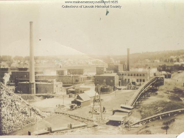 Eastern Manufacturing Company, Lincoln, ca. 1920