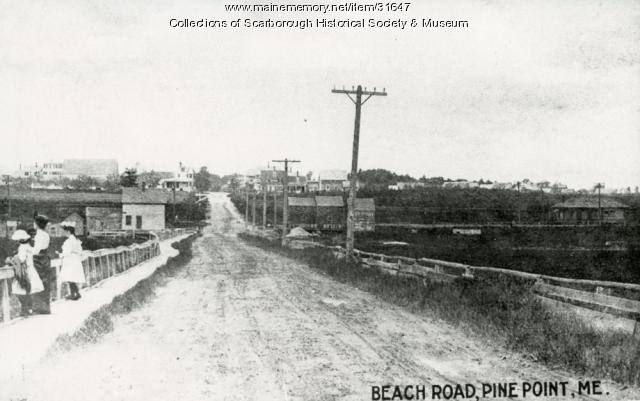 Pine Point Road, Scarborough, ca. 1907