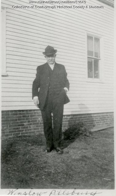 Winslow Pillsbury, Scarborough, ca. 1911
