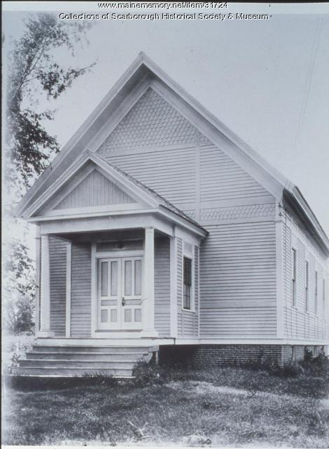 Alger Hall, Scarborough, ca. 1925