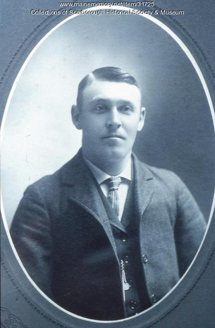 Harry Kaler, Scarborough, ca. 1910