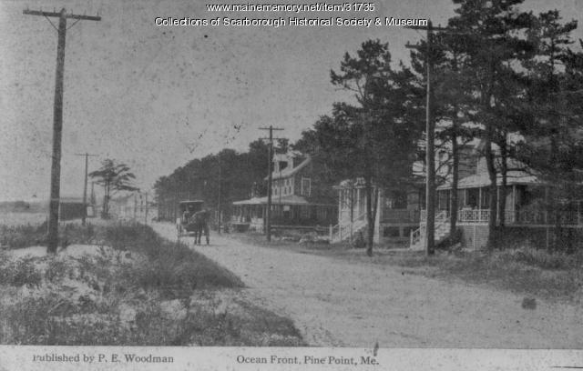 King Street, Scarborough, ca. 1915