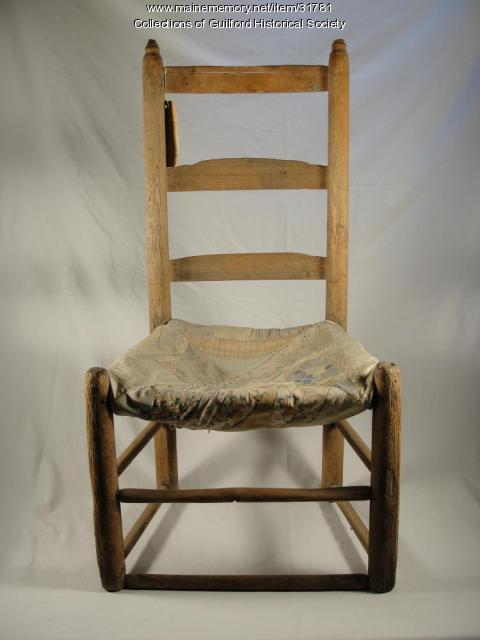 The Herring 'Mother's Chair'