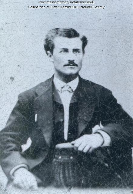 Charles Lawrence ca. 1866