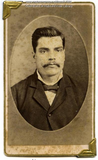 Protasio Neri, Hallowell, ca. 1892