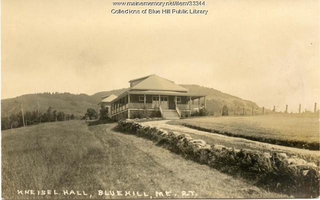 Kneisel Hall, Blue Hill,