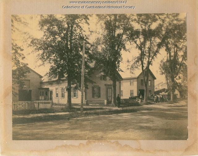 Main Street, Cumberland, ca. 1890