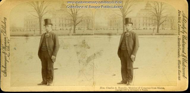 Charles A. Boutelle, Washington, D.C., 1898