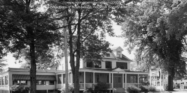 Dunscroft Inn, Scarborough, ca. 1950