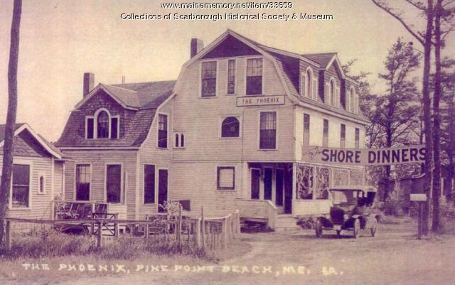 The Phoenix House, Scarborough, ca. 1920