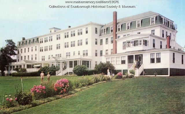 The Atlantic House, Scarborough, ca. 1960
