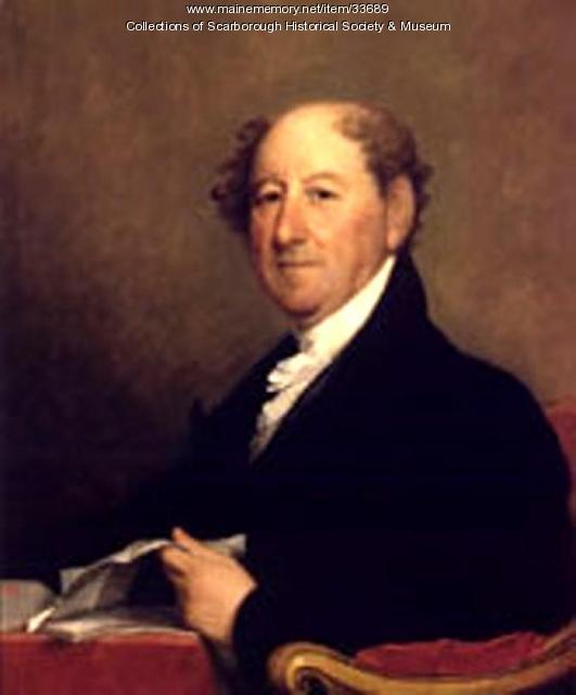 Rufus King of Scarborough, ca. 1820