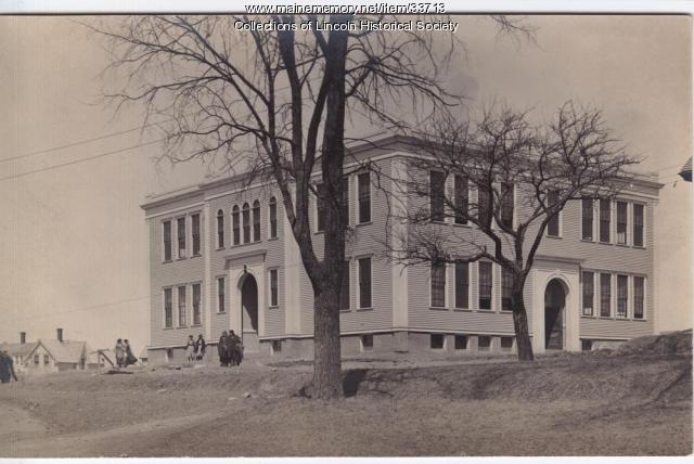 Ballard Hill School, Lincoln, ca. 1930